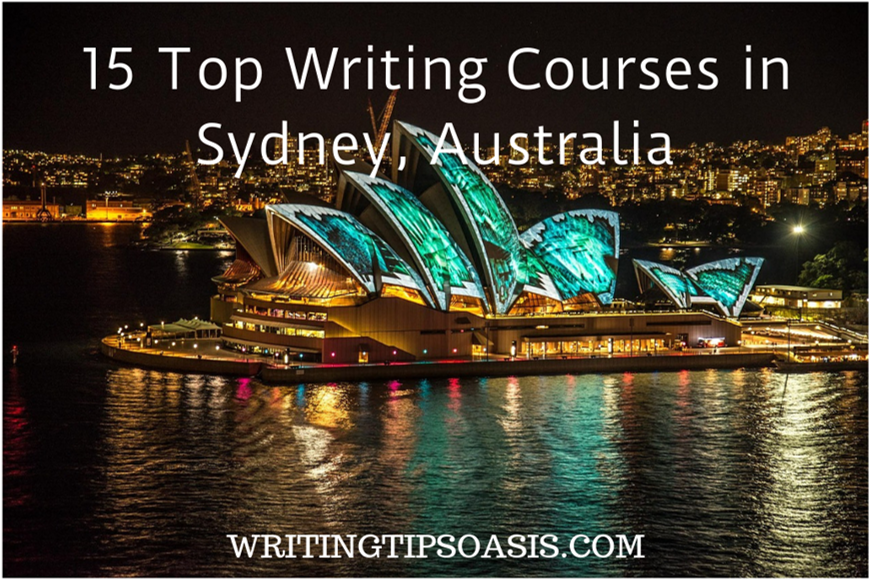 writing courses in sydney
