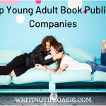young adult book publishing companies