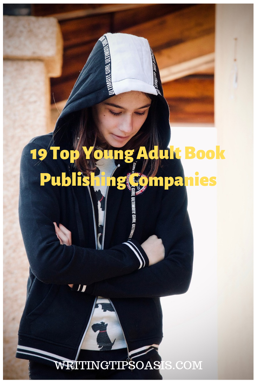 young adult publishing companies