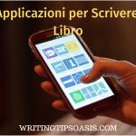 applicazioni per scrivere un libro