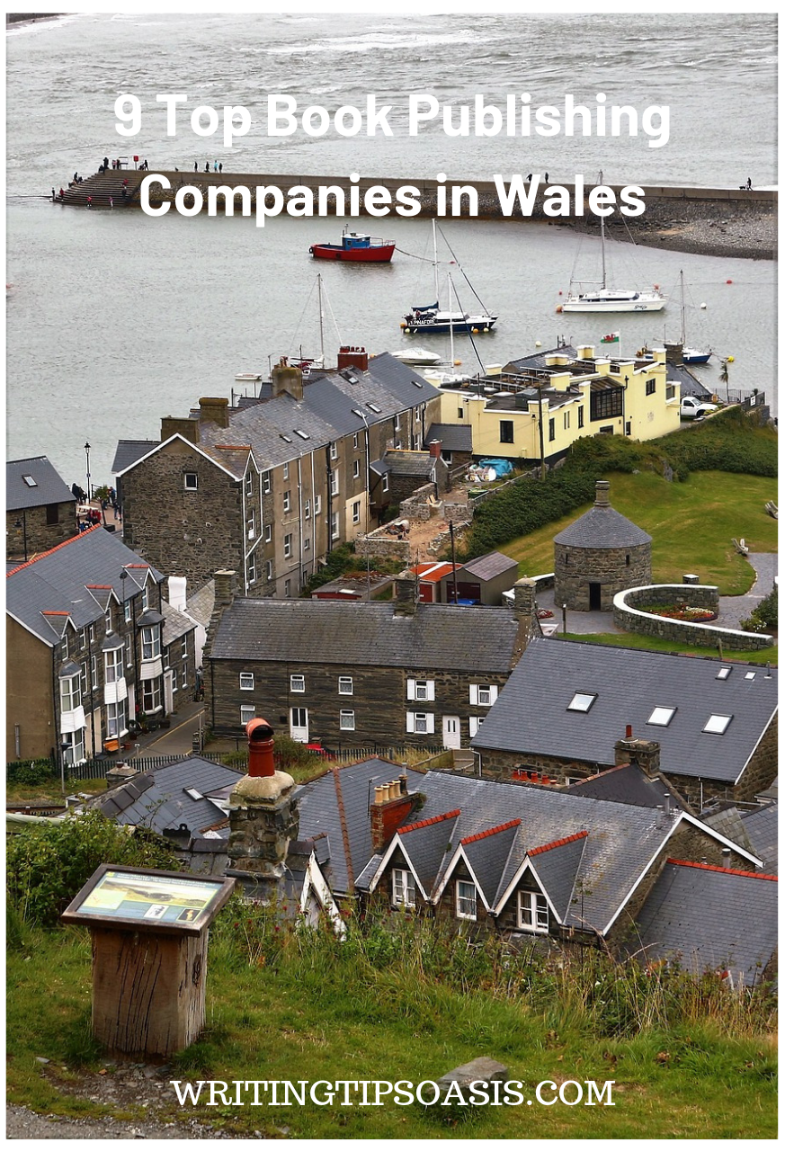 book publishers in wales