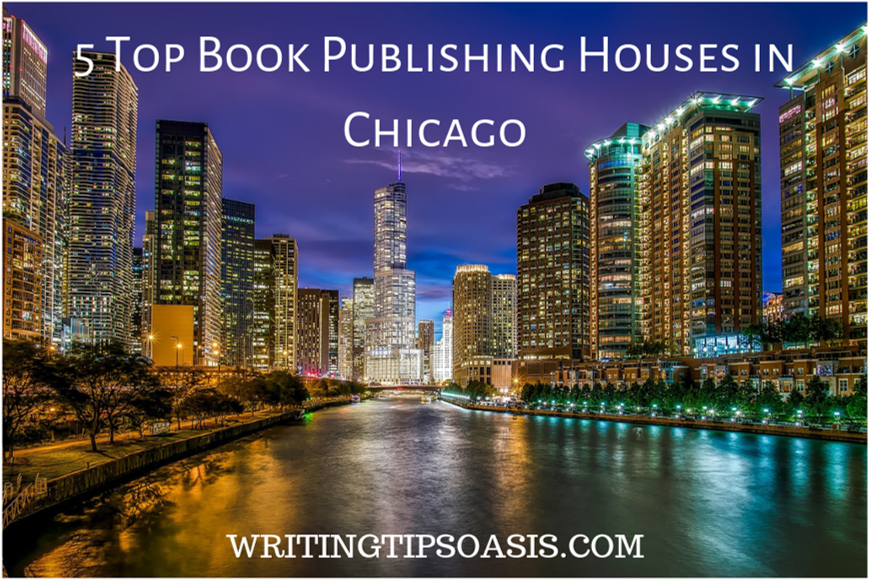 book publishing houses in chicago