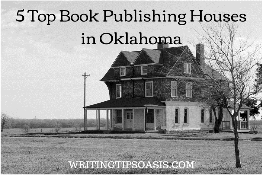 book publishing houses in oklahoma