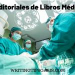 editoriales de libros médicos