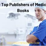 publishers of medical books