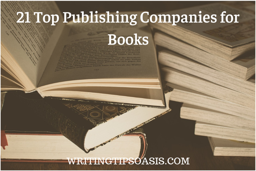publishing companies for books