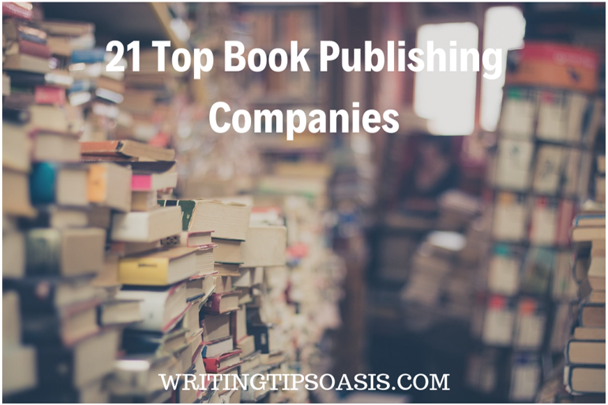 top book publishing companies
