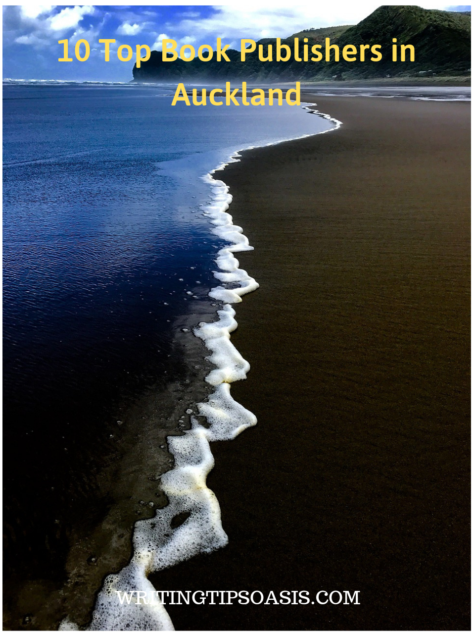 book publishing companies in auckland
