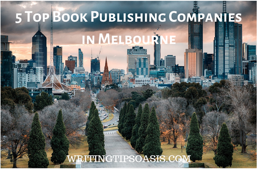 book publishing companies in melbourne