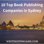 book publishing companies in sydney