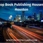 book publishing houses in houston