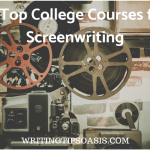 college courses for screenwriting