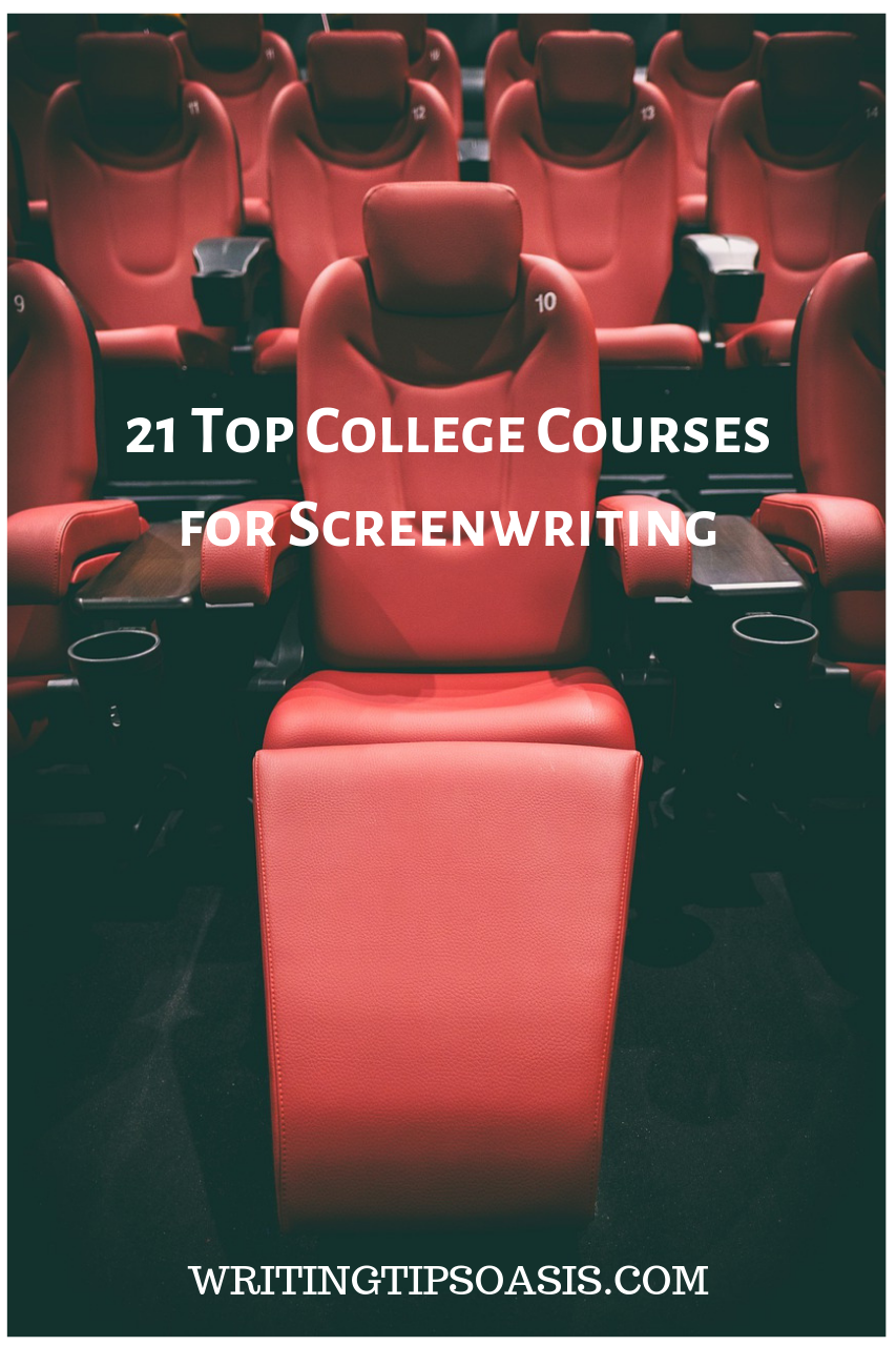 college screenwriting courses