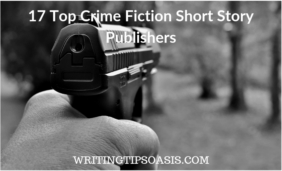 crime fiction short story publishers