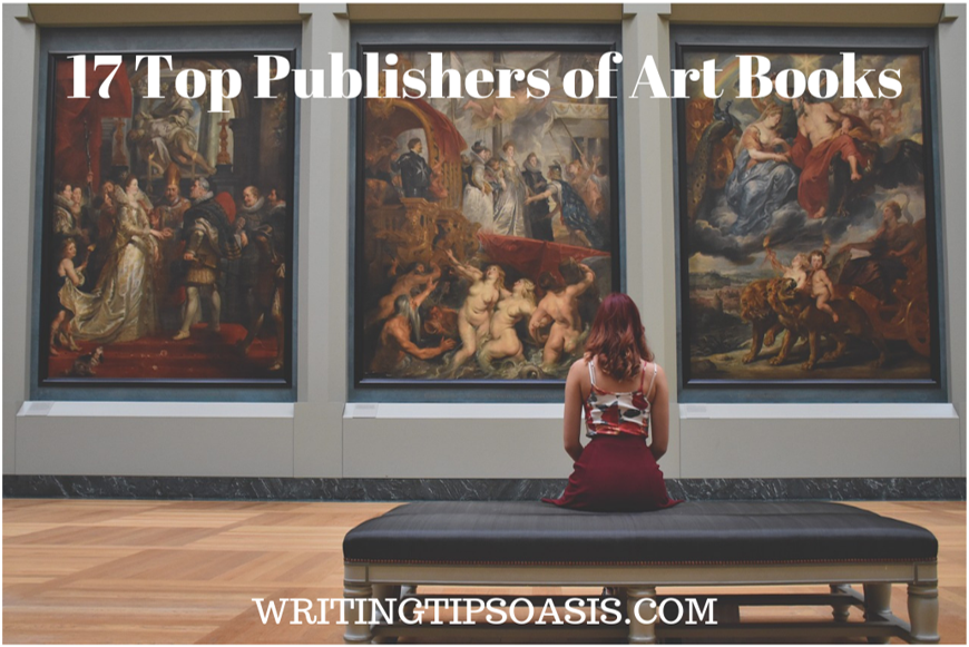 publishers of art books