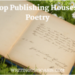 publishing houses for poetry