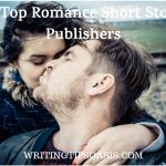 romance short story publishers