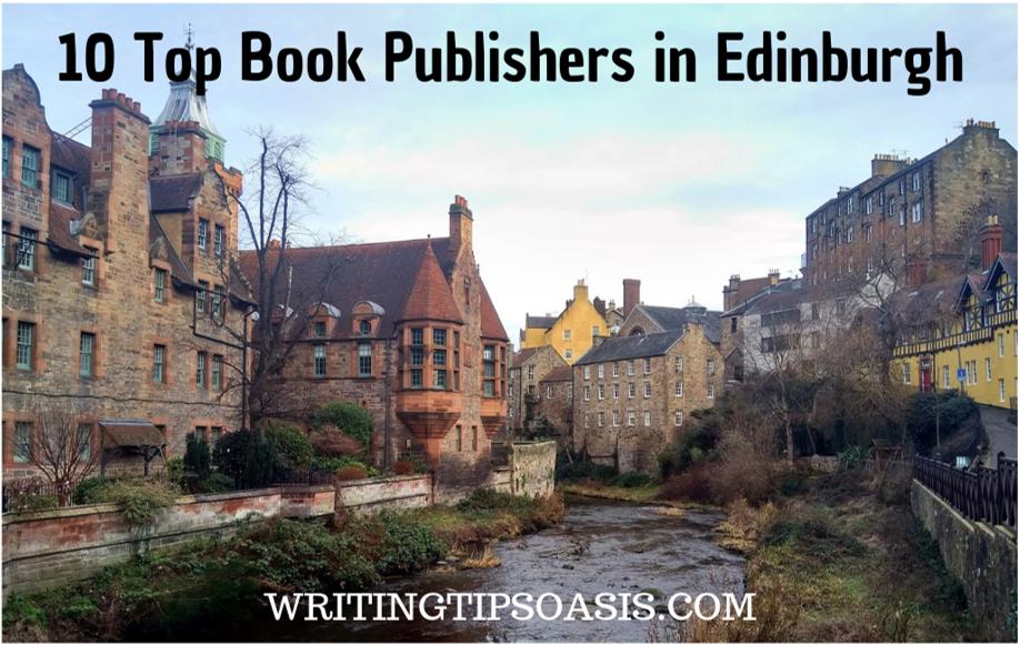 top book publishers in edinburgh