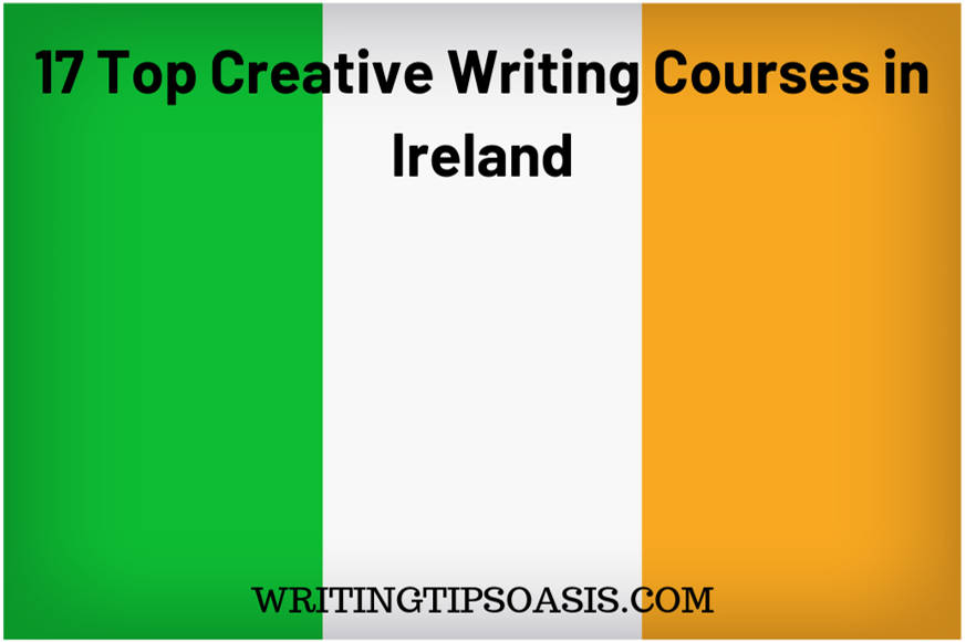 creative writing courses in ireland