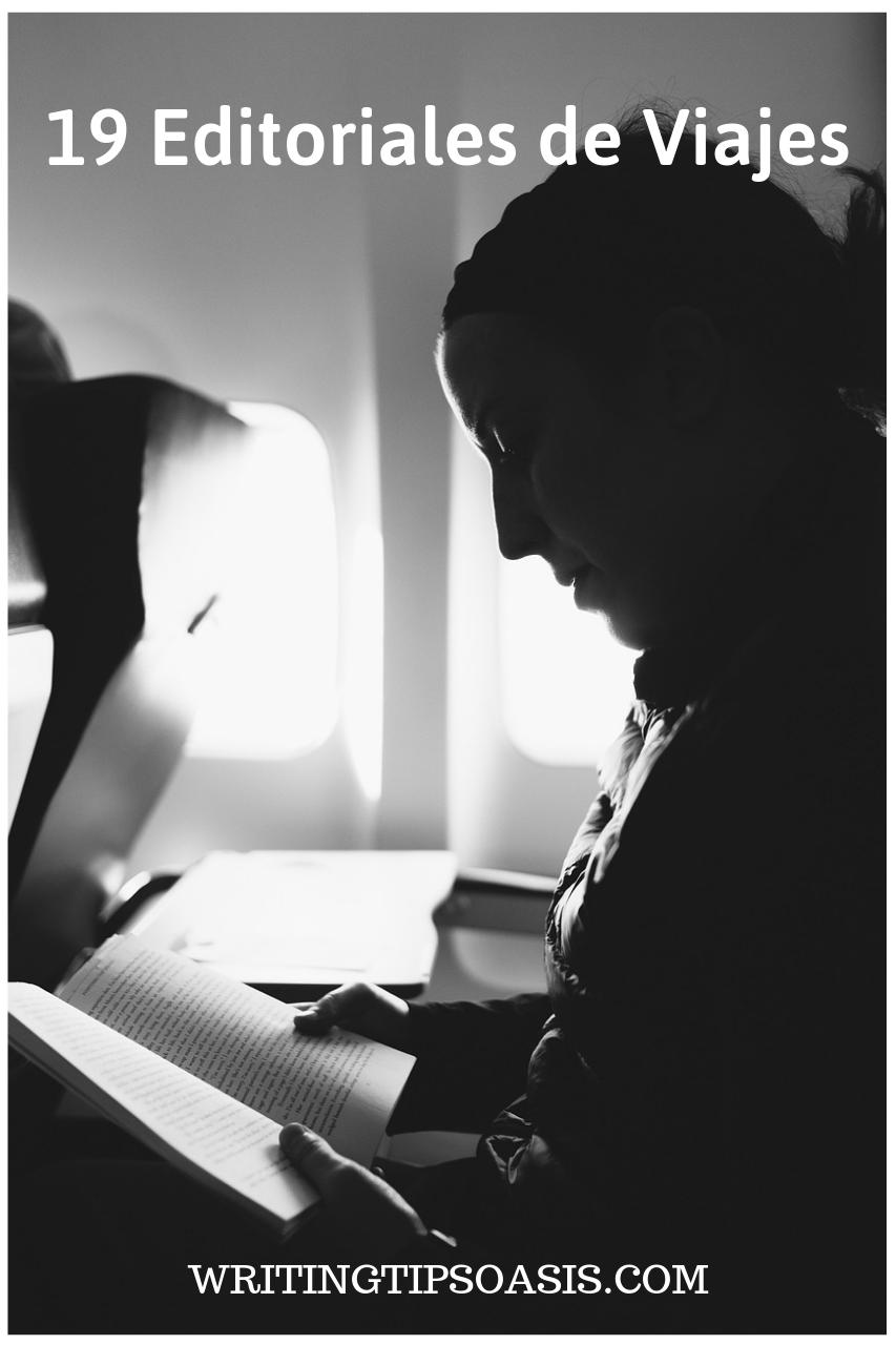 editoriales de libros de viajes