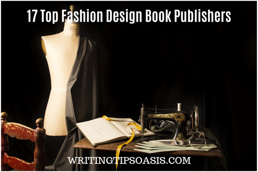 17 Top Fashion Design Book Publishers Writing Tips Oasis