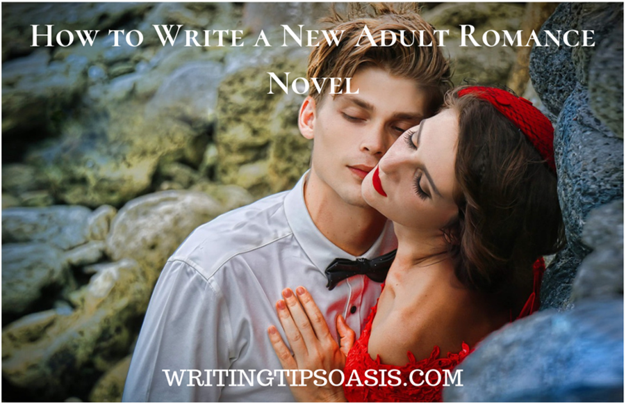 how to write a new adult romance novel