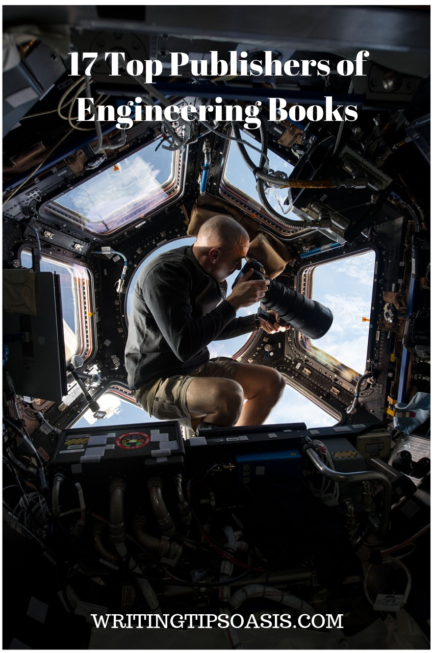 list of publishers of engineering books