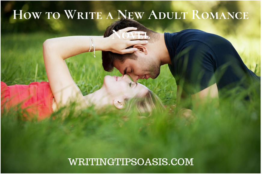 new adult romance story