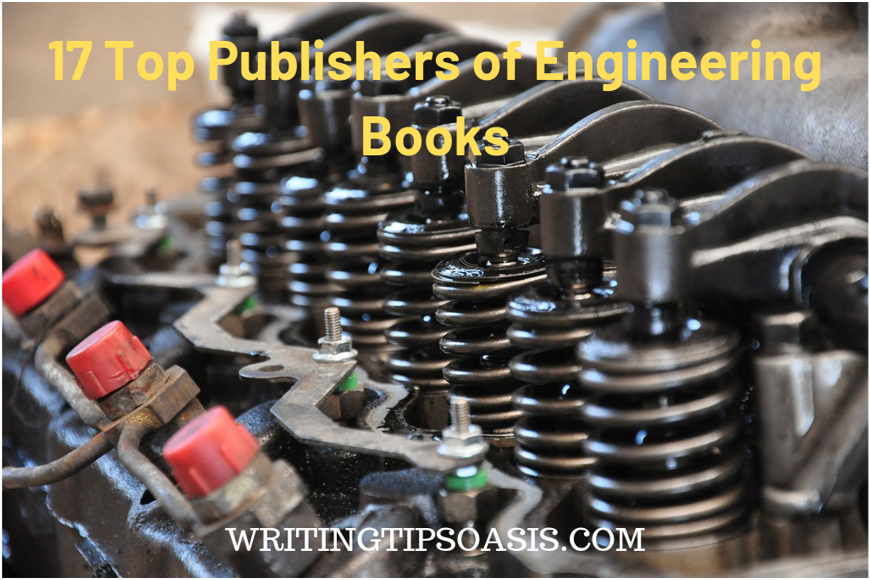 publishers of engineering books