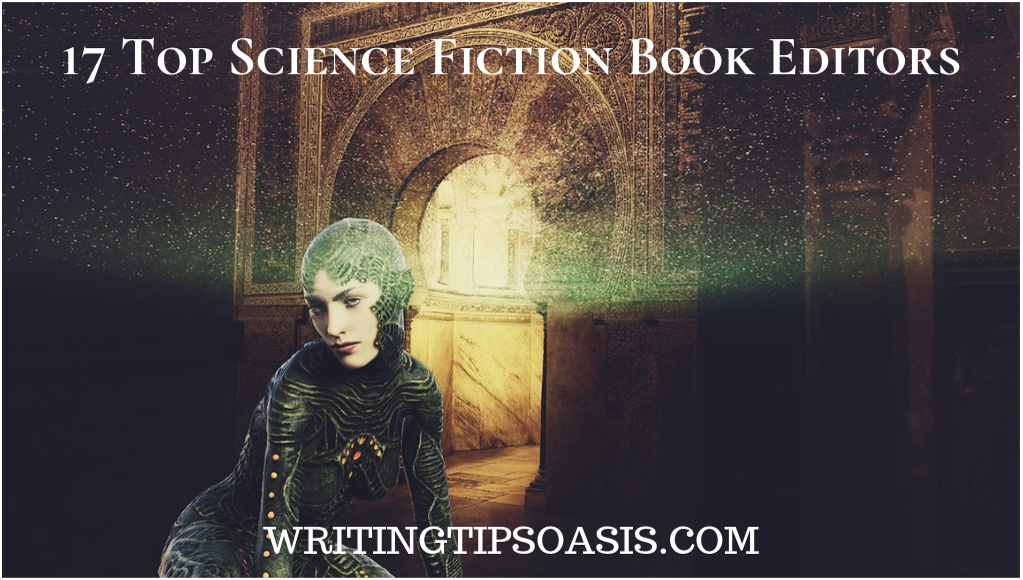 science fiction book editors