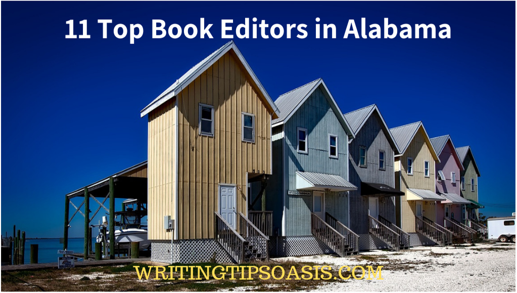 book editors in alabama