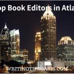 book editors in atlanta