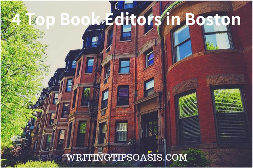 book editors in boston