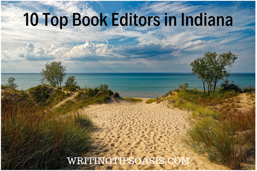 book editors in indiana