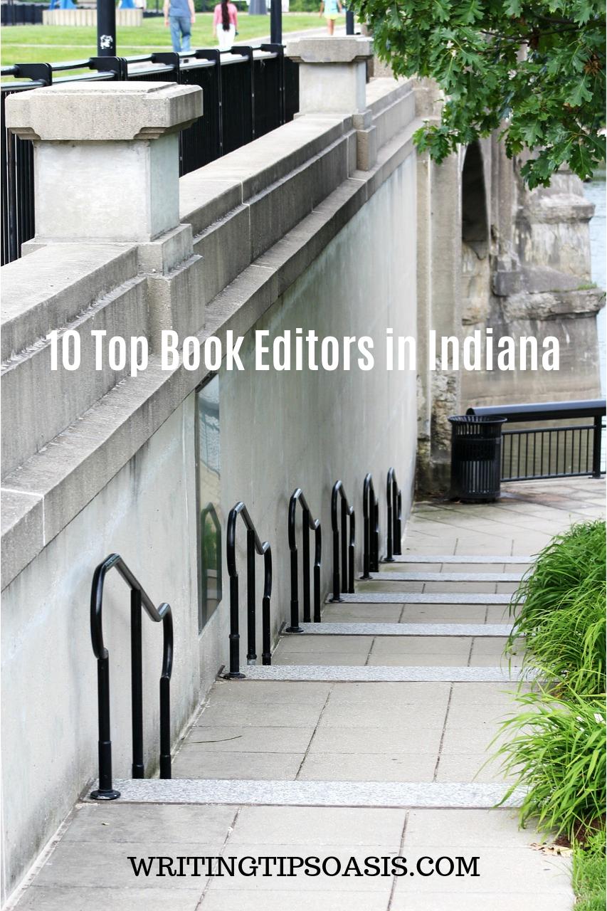 book editors in indianapolis