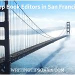 book editors in san francisco
