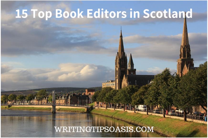 book editors in scotland