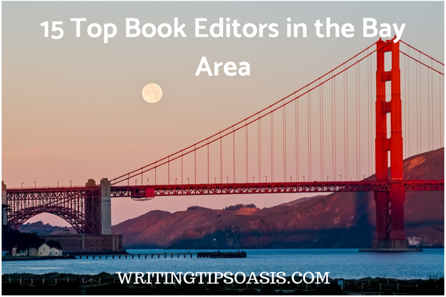 book editors in the bay area