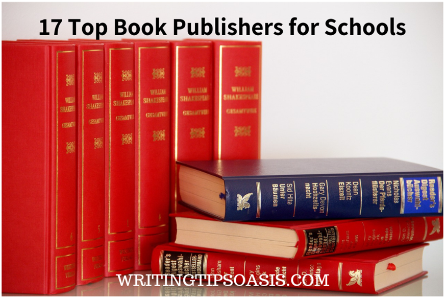 book publishers for schools