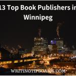 book publishers in winnipeg