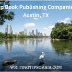 book publishing companies in austin, tx