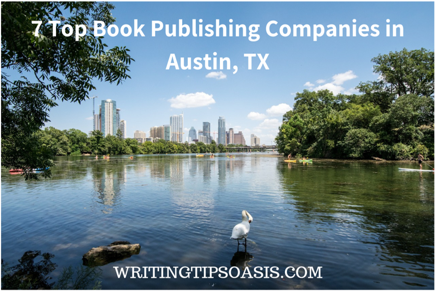 book publishing companies in austin, tx
