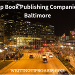 book publishing companies in baltimore