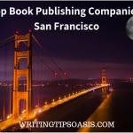 book publishing companies in san francisco