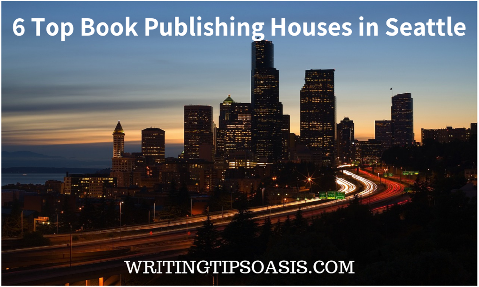 book publishing houses in seattle
