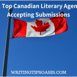 canadian literary agents accepting submissions