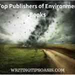 publishers of environmental books