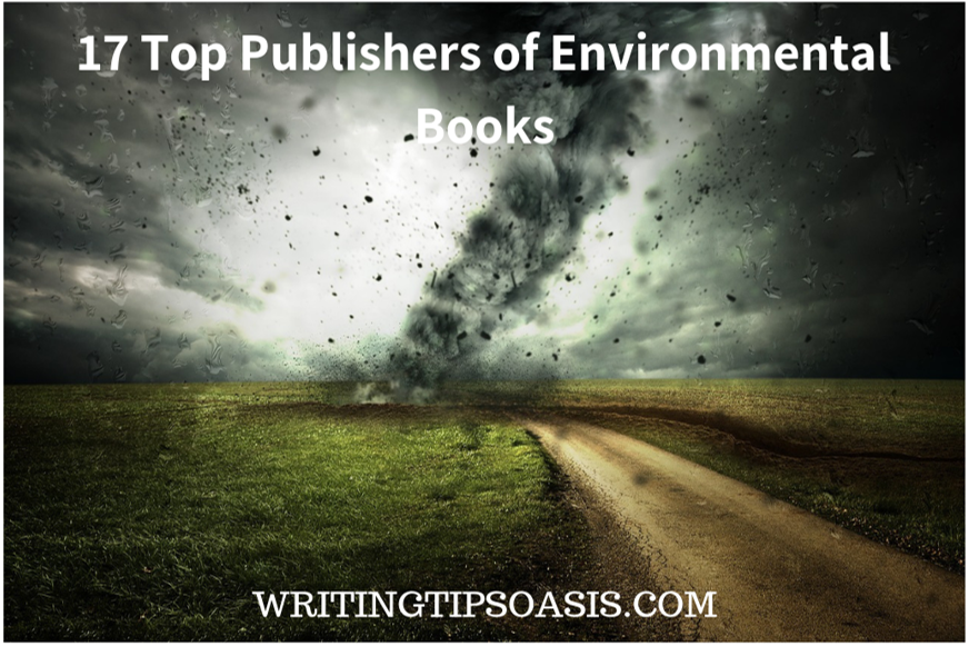 publishers of environmental books