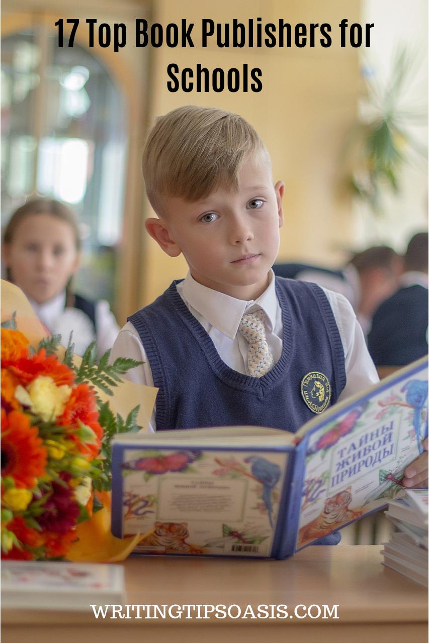 school book publishers