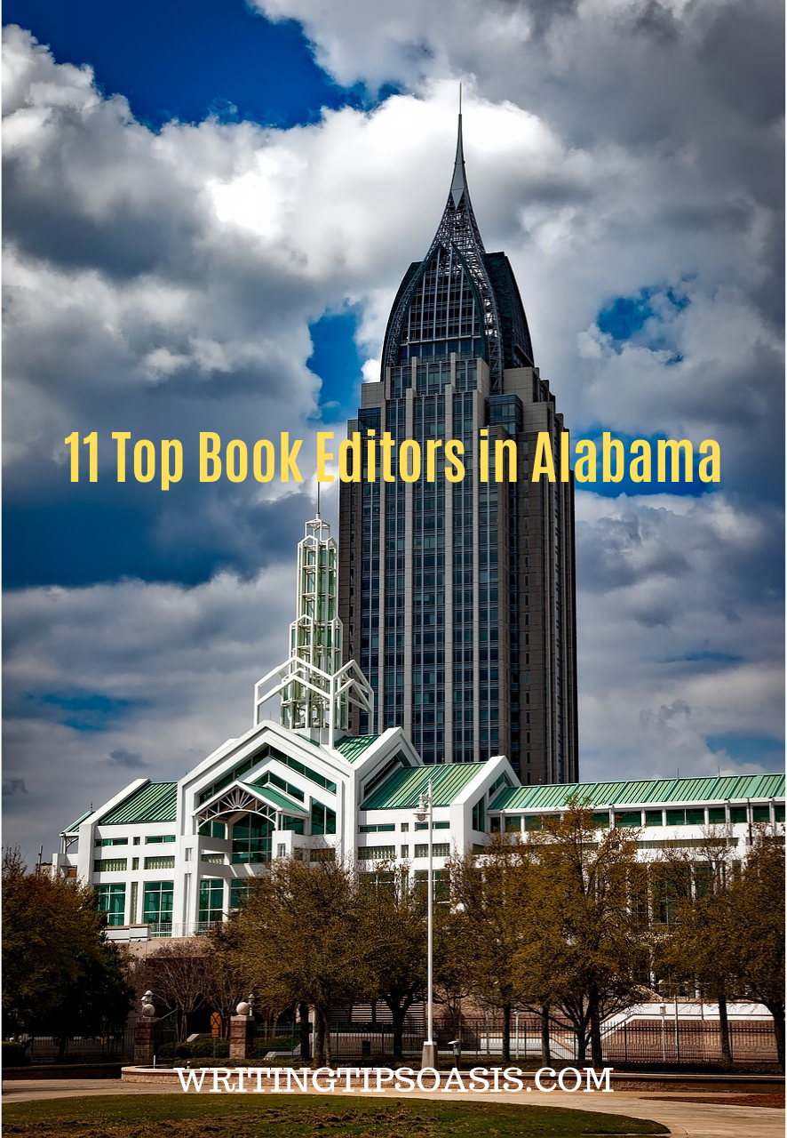 top book editors in alabama